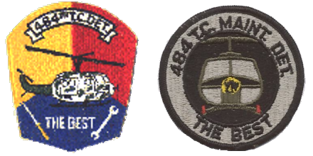 484th patches